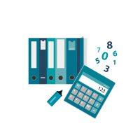 Buchhaltung Icon